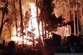 Kebakaran awal Ramadhan di Kamang, satu korban tewas