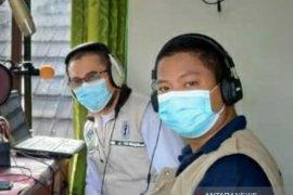 Pasien isolasi COVID-19 di Bangka Barat bertambah menjadi 165 orang