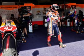 "MotoGP: Marquez siap tantang sirkuit \""rollercoaster\"" Portimao"
