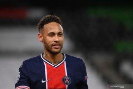 Neymar akan memperpanjang kontrak di PSG