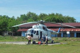 Sumsel siapkan dua helikopter pembom air tangani kebakaran hutan dan lahan