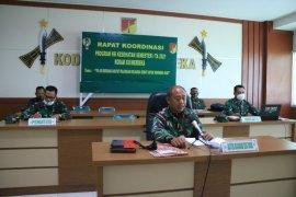 Pangdam XIII/Merdeka: Optimalkan komunikasi tokoh masyarakat dalam sosialiisasi KB