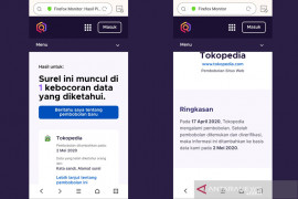 Ini tips melacak kebocoran data akun medsos