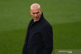 Pelatih Zinedine Zidane: Real Madrid berhak lolos, tetapi kami belum juara