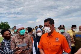 Waspadai potensi gempa-tsunami, dengan mitigasi dan tingkatkan kesiap-siagaan warga pesisir Sumbar, pesan Doni Monardo