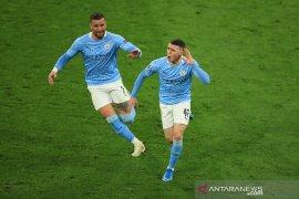 Manchester City melenggang ke semifinal usai gandakan agregat atas Dortmund