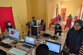 1.200 KTP elektronik warga Talang Muandau diterbitkan secara mobile