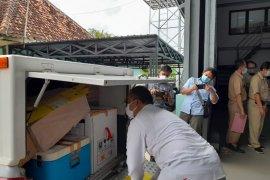 Dinkes Gunung Kidul melakukan pendaftaran lansia yang dapat vaksin