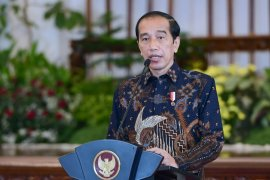 Presiden Joko Widodo ingatkan jabatan kepala daerah merupakan tanggung jawab besar