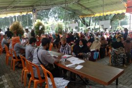 Kantor pos Palembang salurkan BST  Rp251 miliar