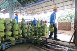 Pertamina tambah pasokan elpiji 3 kg di Kalimantan selama Ramadhan