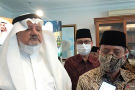 Dubes Arab Saudi untuk Indonesia optimistis haji diselenggarakan pada tahun 2021