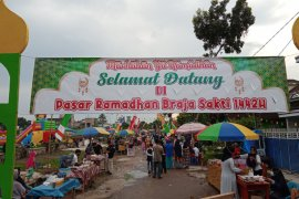 Bazar Ramadhan digelar di Kabupaten Lampung Timur