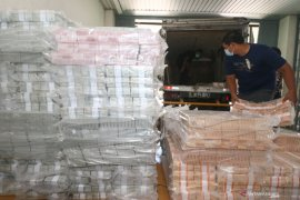 Februari, utang luar negeri Indonesia tumbuh 4 persen