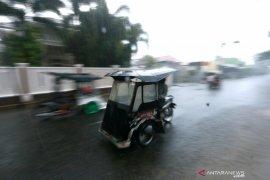 Sumsel dan sejumlah daerah di Indonesia berpotensi alami hujan lebat