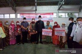 Sebanyak 1.786 Keluarga Penerima Manfaat terima BST di Bukittinggi