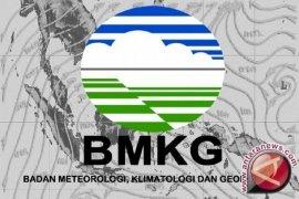 Sejumlah daerah di Indonesia berpotensi alami hujan deras