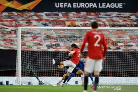 Liga Europa - MU lolos ke semifinal singkirkan Granada dengan agregat 4-0