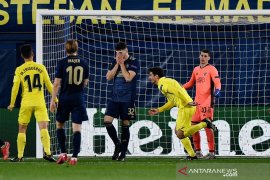 Liga Europa - Villarreal dan AS Roma lolos ke semi final