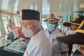 Gubernur Sumbar luncurkan operasional KMP Tanjung Burang rute Padang-Mentawai