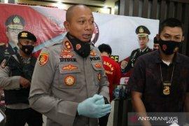 Polisi bekuk pengedar narkoba jaringan Lapas Kendari