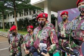Kopassus TNI AD tingkatkan kemampuan hadapi perang siber dan hibrida