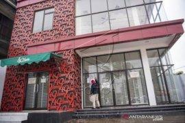 Penyitaan Aset Tersangka Korupsi Msjid Raya Sriwijaya