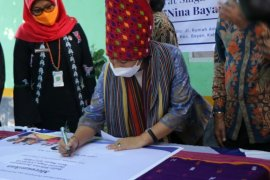 Menteri PPPA mendorong pemberdayaan perempuan di NTB