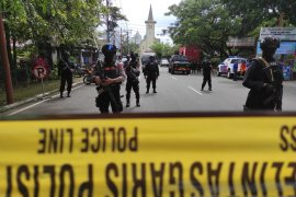 Densus 88 Antiteror Polri sudah amankan 32 orang terduga teroris di Sulsel