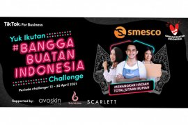 Semarakkan Bangga Produk Indonesia, SMESCO gaet TikTok