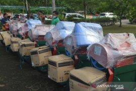 Bantuan Alat Pertanian Bagi Kelompok Tani