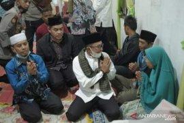 Bupati Tanah Datar kunjungi rumah duka kecelakaan bus Gumarang di Batipuah, ini pesannya untuk pemilik PO