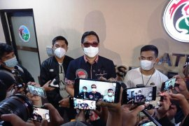 Polisi pastikan artis sinetron JS positif konsumsi ganja