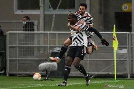Paul Pogba sebut Bruno Fernandes bisa melakukan segalanya, kecuali bertahan