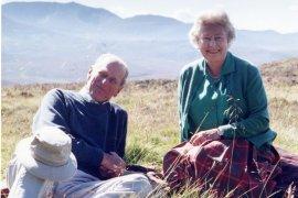 Ratu Elizabeth ucapkan perpisahan untuk Pangeran Philip