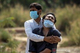 India catat rekor 314.835 kasus baru COVID-19 dalam sehari