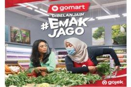 GoMart buka lapangan kerja buat kaum perempuan, KPPPA mengapresiasi
