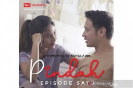 "Serial web ""Pindah\"" hadirkan konsep \""travelogue\"""