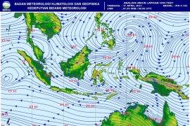 BMKG: Pusaran siklonik di Samudera Hindia penyebab cuaca ektrim di Jambi