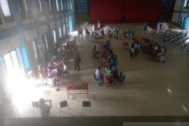 Vaksinasi COVID-19 Kabupaten Jayawijaya masih dipusatkan di kota Wamena