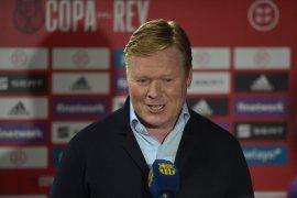 Ronald Koeman kini fokus memburu status juara La Liga