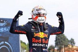 Max Verstappen menjuarai GP Emilia Romagna