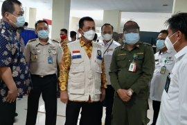 74 ribu pekerja migran Indonesia  dipulangkan dari Malaysia  melalui Kepri