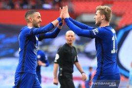 Hakim Ziyech antar Chelsea lewati City menuju final Piala FA