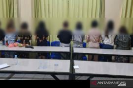 Polisi pulangkan 11 anak perempuan terlibat prostitusi daring ke orangtua