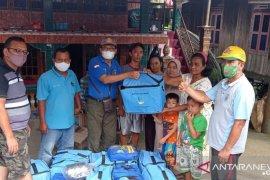 Pemkab OKU salurkan bantuan korban bencana longsor