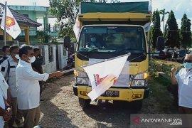 Gerindra distribusi logistik untuk korban bencana alam NTT