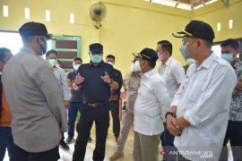 Anggota KPU RI & Wagub Sulteng tinjau TPS PSU Pilbup Morowali Utara