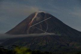 BPPTKG: Volume kubah lava di kawah Merapi mencapai 1,68 juta meter kubik