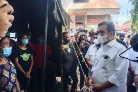 Gerindra siap bantu percepat relokasi korban bencana  di Kupang